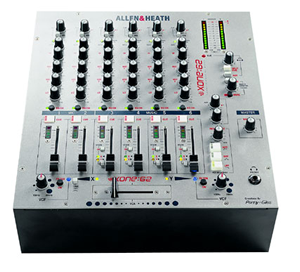 Allen & Heath Xone 62 4 Channel Mixer