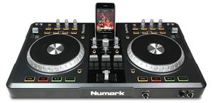 Numark IDJ3 - Iphone Controller